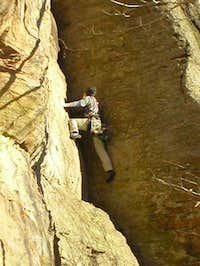 A.F. Climbing Calypso III...