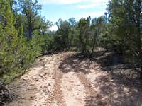 The start of the trail