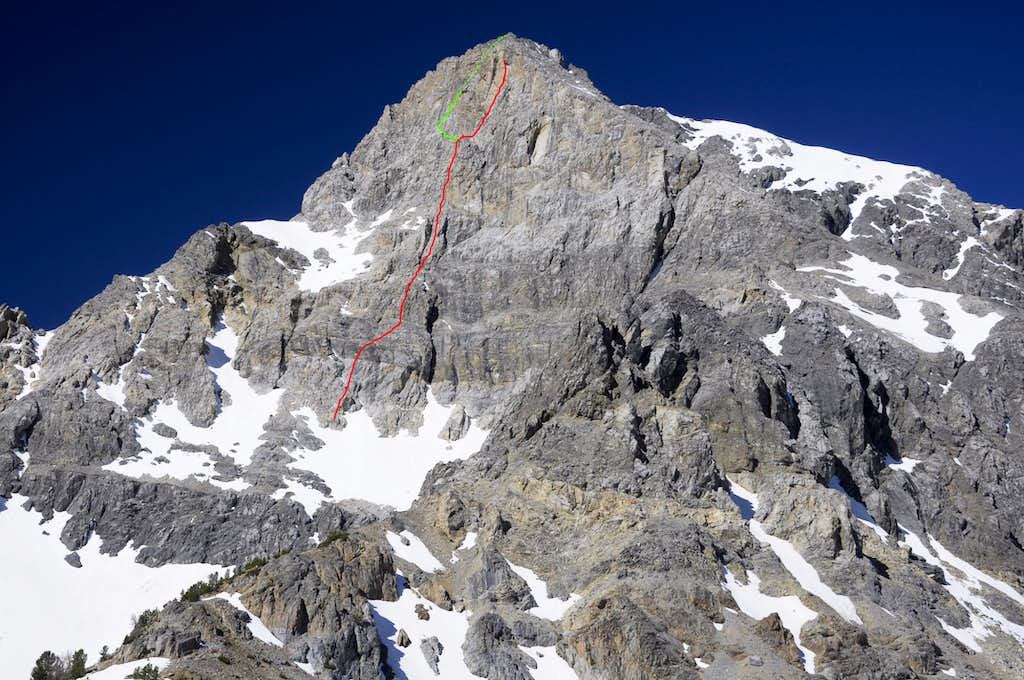 Mountaineers Route
