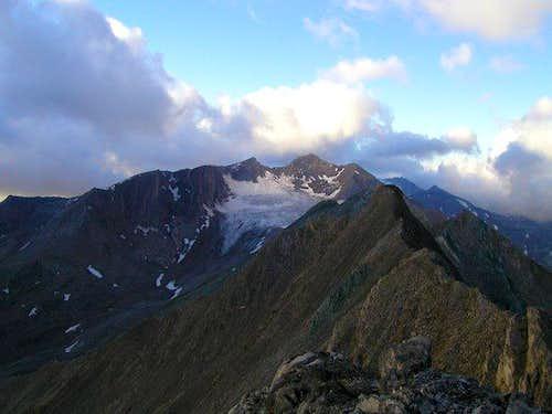 Muntanitz, Gradötz glacier...