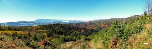Landacpe of Western Carpathians