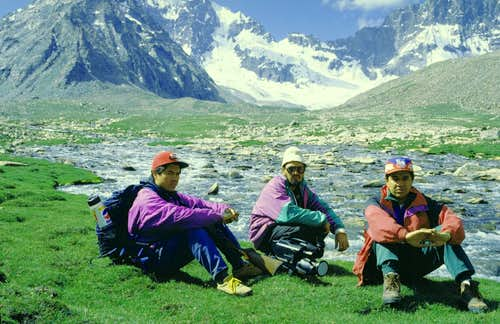 Barah Broq  Easy and short trekking is very best way to travel with children and Family