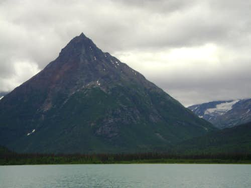 The Gates of Mordor-Lake Clark National Park