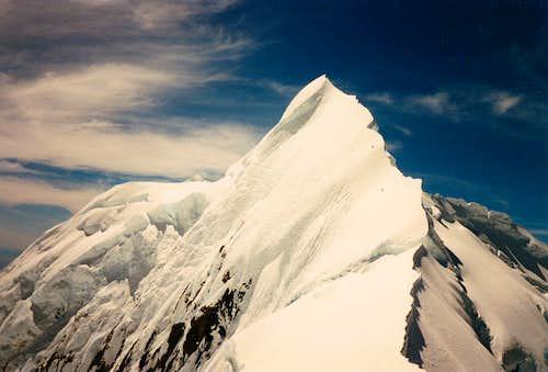 Mt Tasman 1986