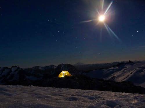 North Cascades at Night