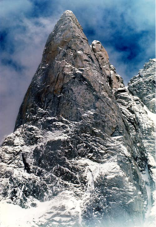 Skywalk buttress of Mt. Combatant