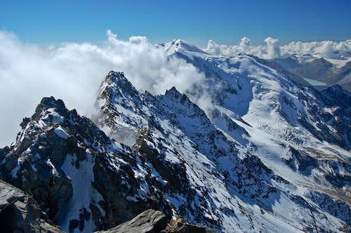Lagginhorn 4010m