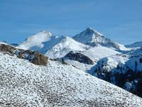 Hyndman Peak on 12/18/2004....