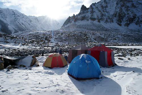 Barah Broq  Trek ,(Moses peak)