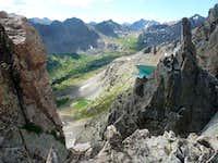 Crags, Tabor Pk Ridge