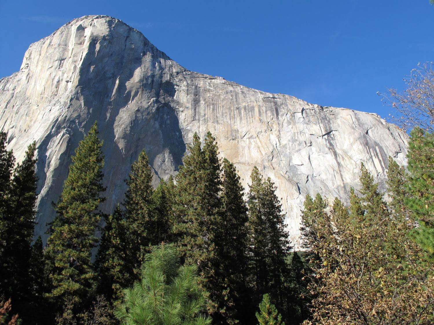 Yosemite National Park - October 2011
