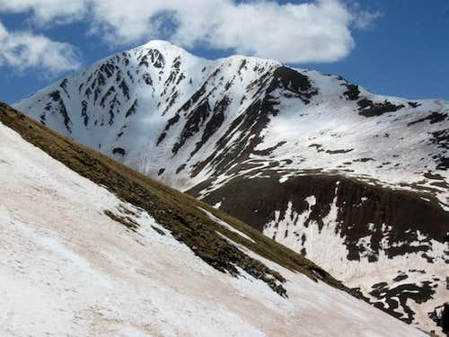 Cronin Peak (North Carbonate)