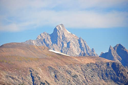 Grand Teton seen from...