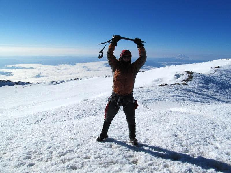 The Mountain and me: Three Rainier climbs via Camp Schurman—1999, 2010, and 2012