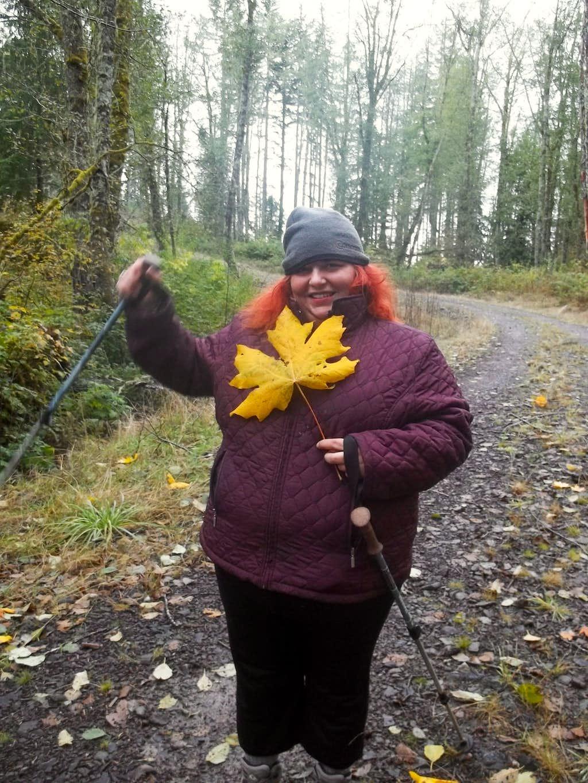 Embracing fall in Washington