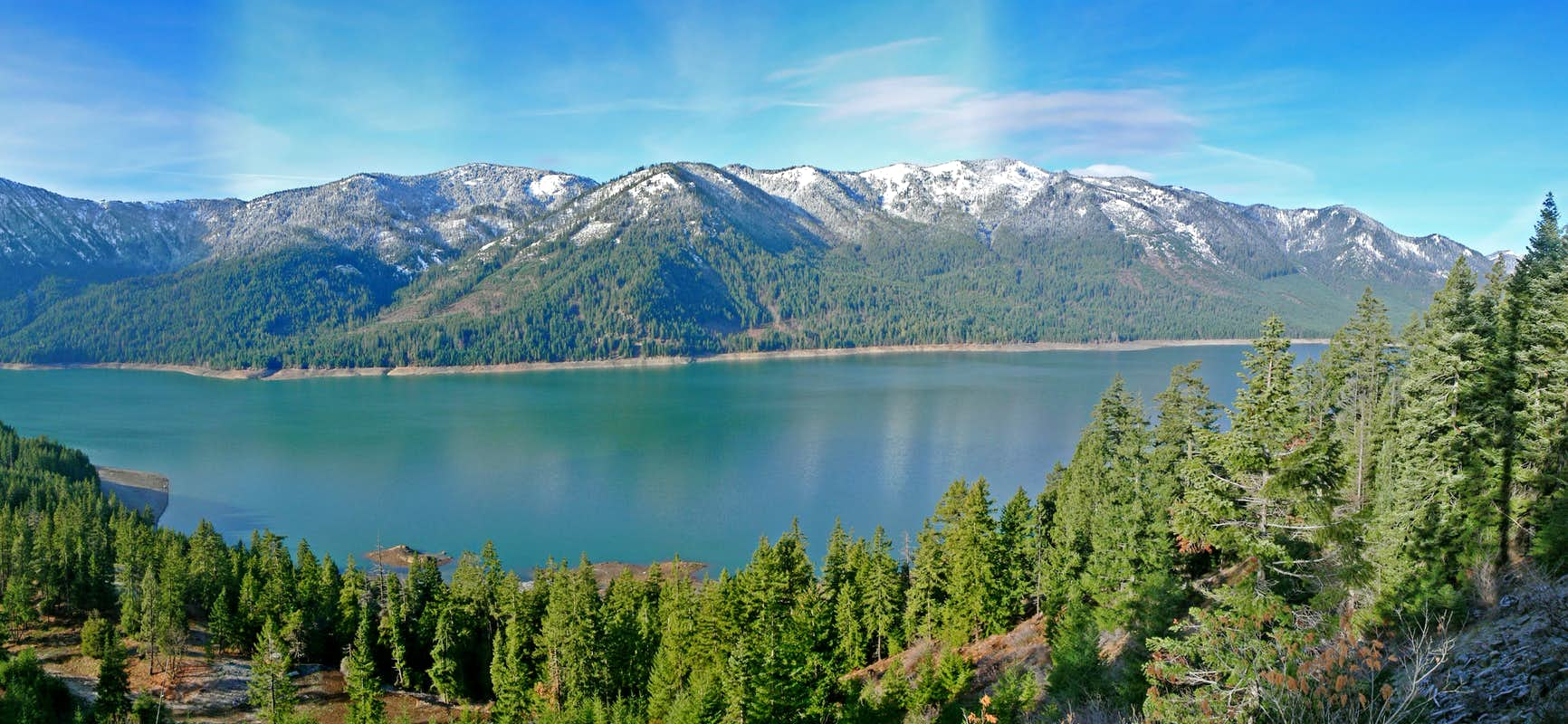Cle Elum Lake Panorama