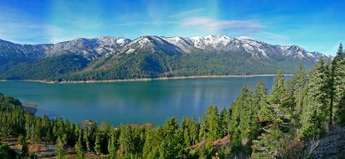 Cle Elum Lake Panorama