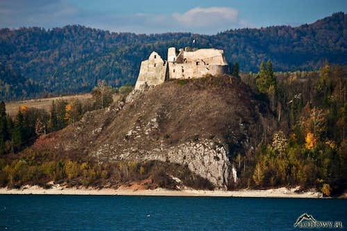 Czorsztyn fortress