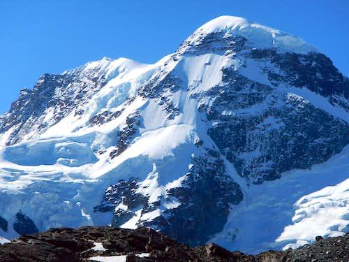 Breithorn North Face