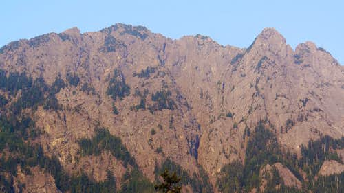 West Ridge of West Garfield