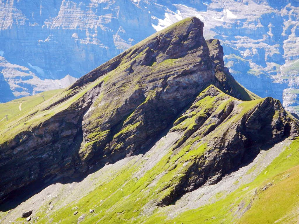 Lauberhorn North Face