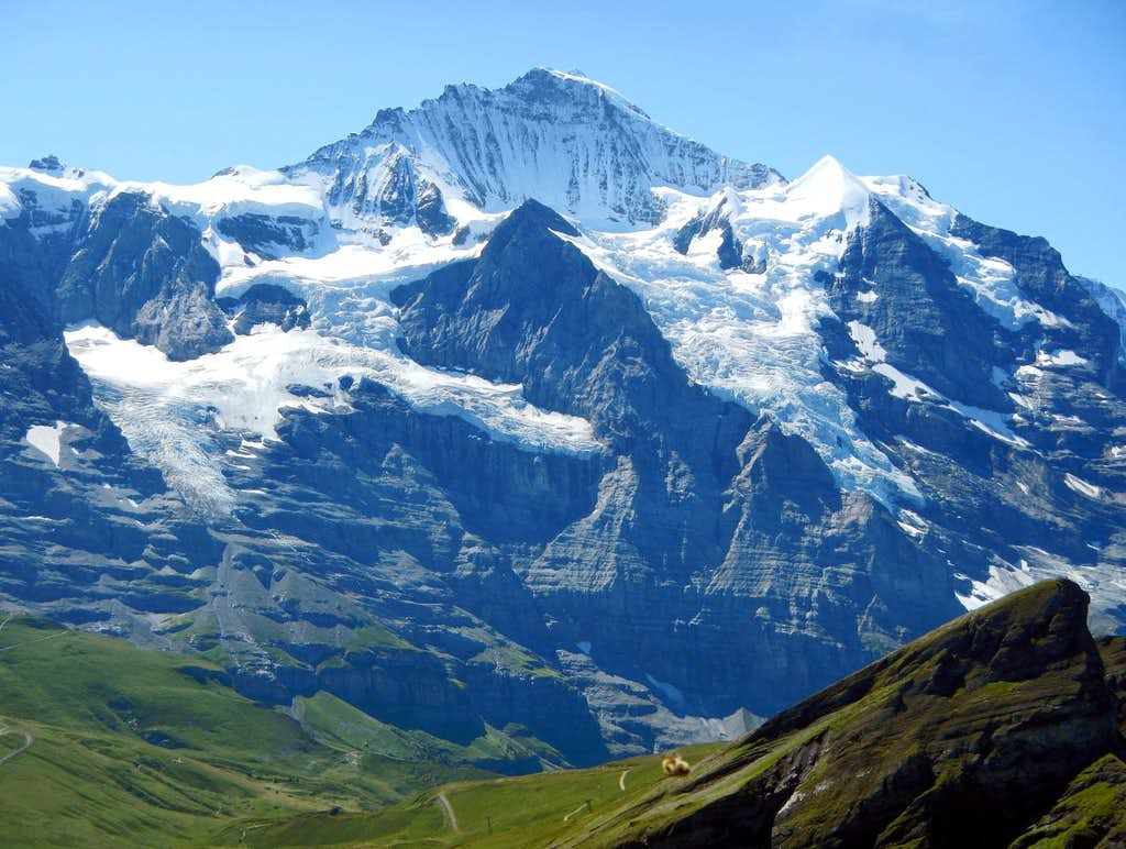 Jungfrau North Face