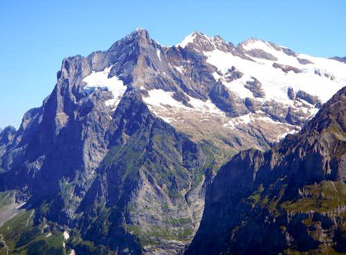 Wetterhorn West Face