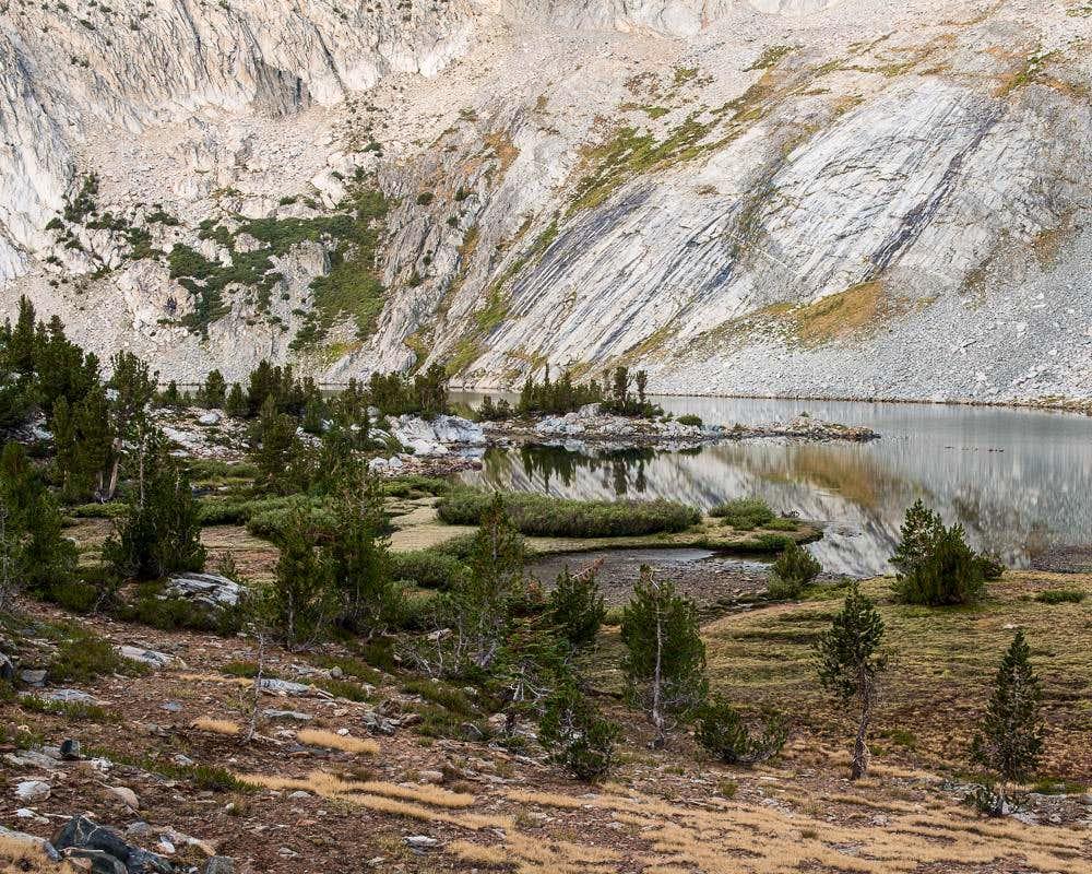 Window Peak Lake