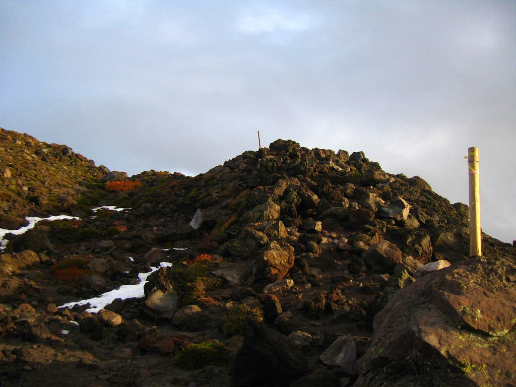 Monitor Ridge