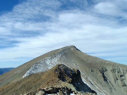 Mt Sopris East and Ridge Approach