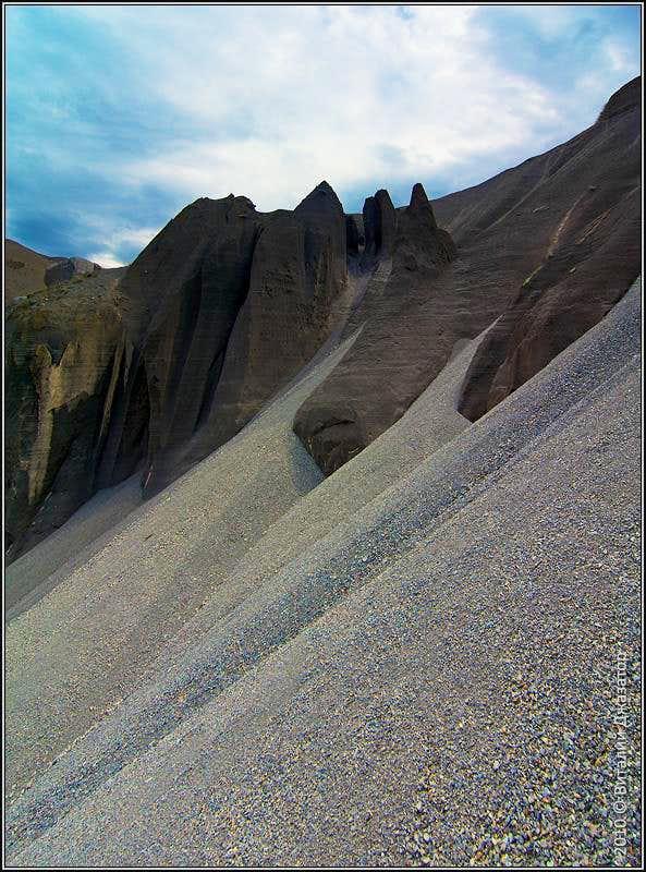 Sand Slope