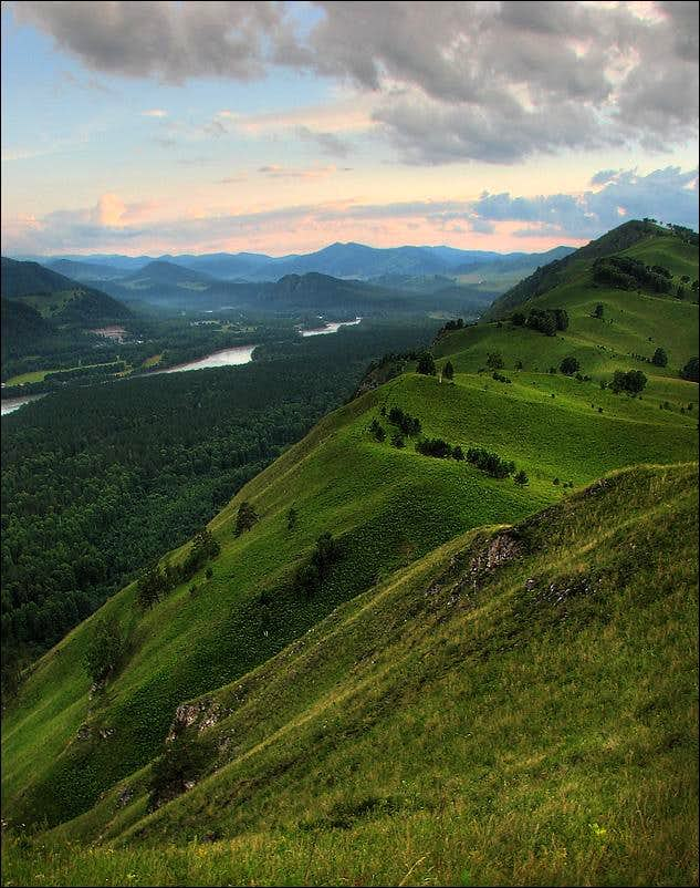 ALTAI / ALTAY NATIONAL PARKS AND RECREATIONAL AREAS