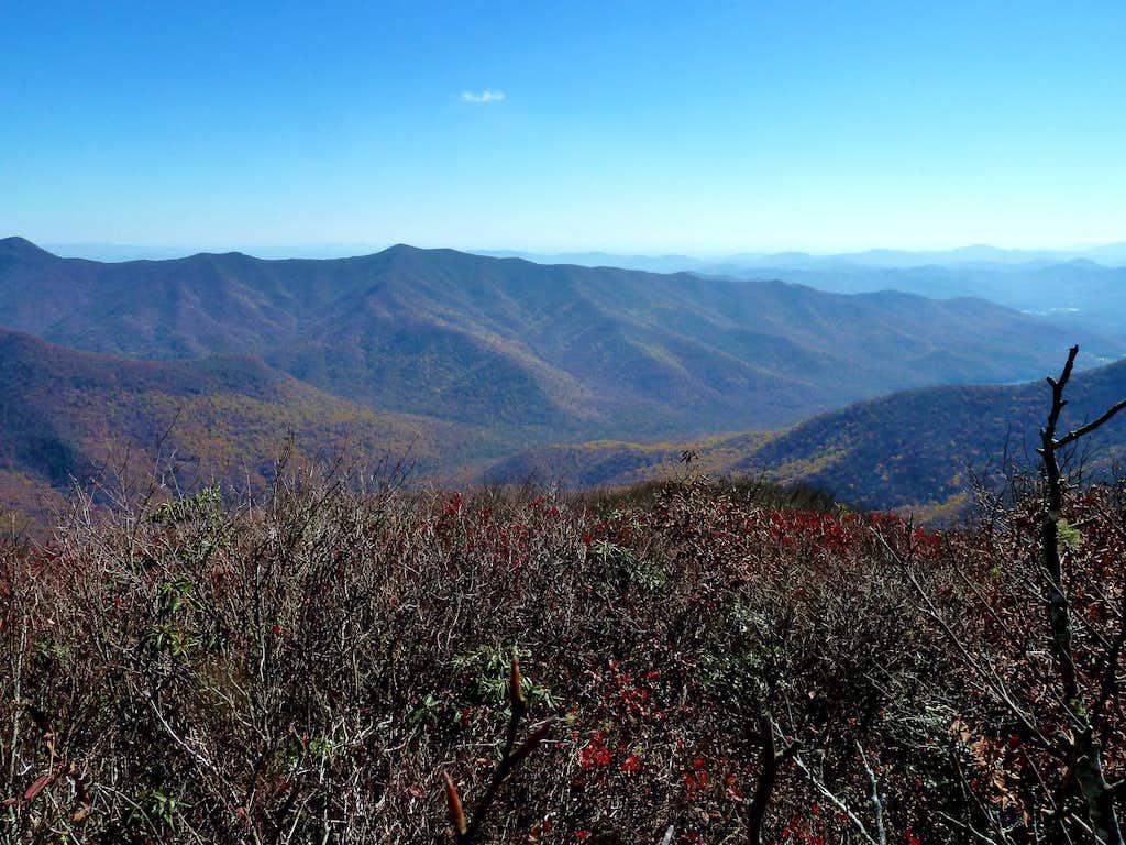 Southeastward View