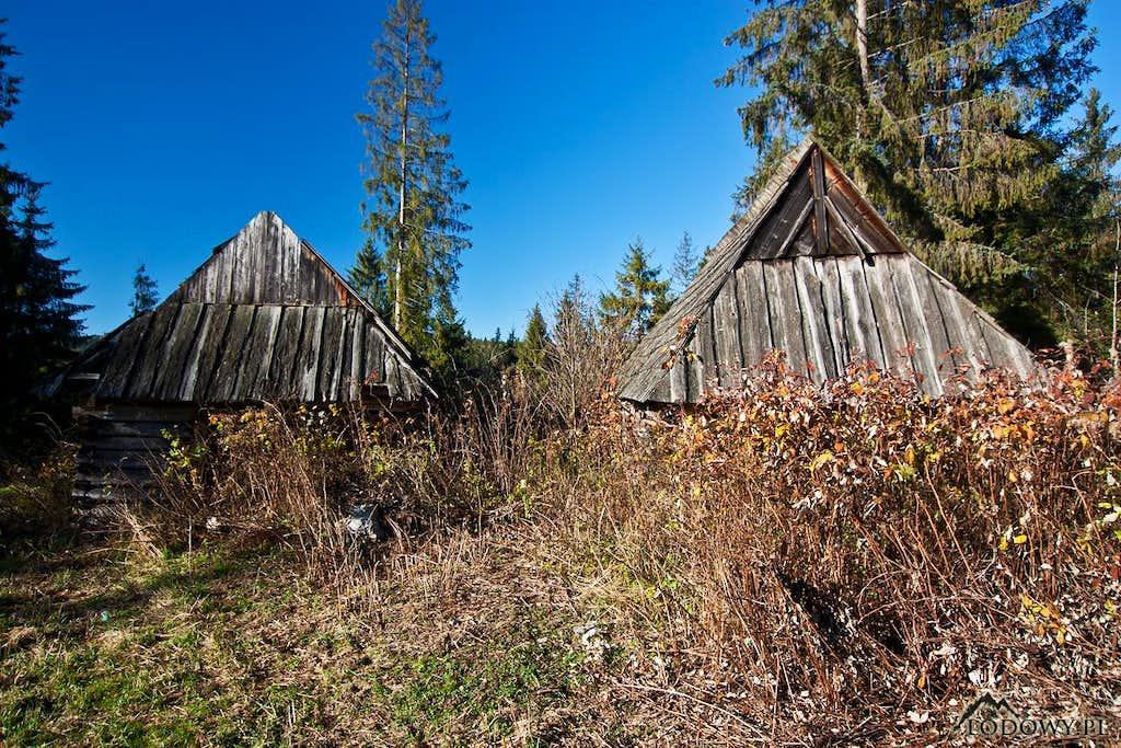Jurgow sheperd huts