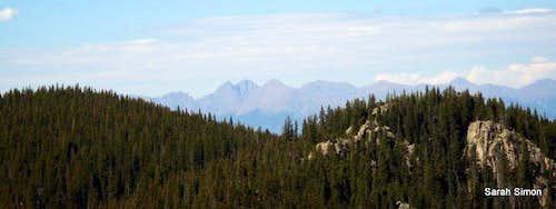 Saint Charles Peak