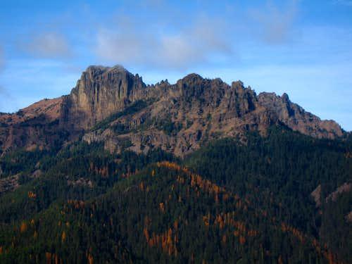 Fifes Peak