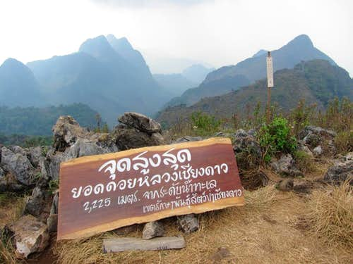 Doi Chiang Dao Summit