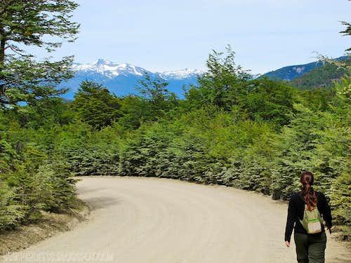 Hiking at Tierra Del Fuego NP, Ushuaia