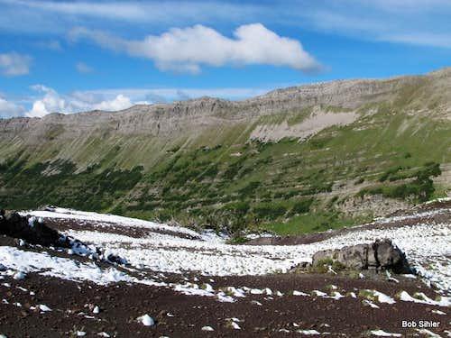 Corrugate Ridge