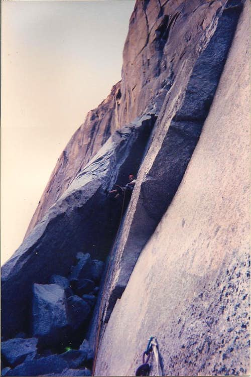 The Salathe, Pitch 15