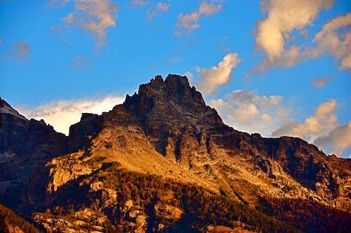 Mount Teewinot, 12,325 ft