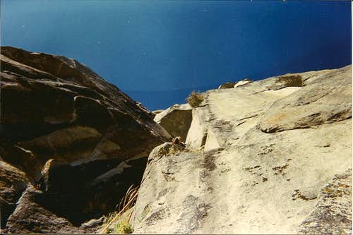 The Salathe, Pitch 25
