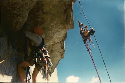 The Salathe, The Roof, Pitch 30