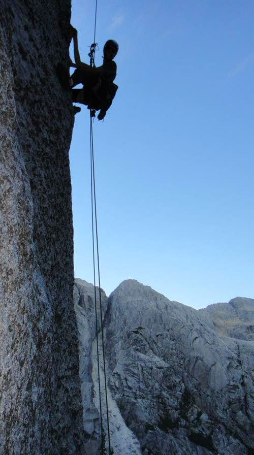 Me Rappeling No Hay Hoyes