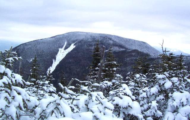 North Hancock, seen from...