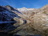 Greys Peak and Angel Lake
