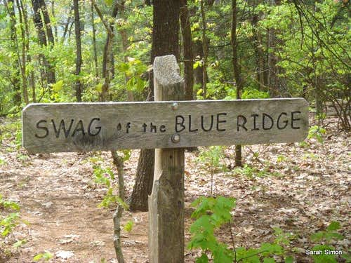 Blue Ridge Swag