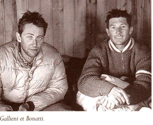 Gallieni & Bonatti at La Fourche