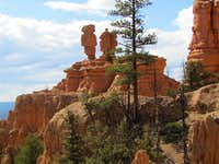 Pink Ledges, Hoodoo, Birdseye & Photo Trails