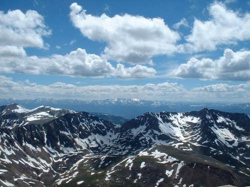 View from Mount Democrat(to...